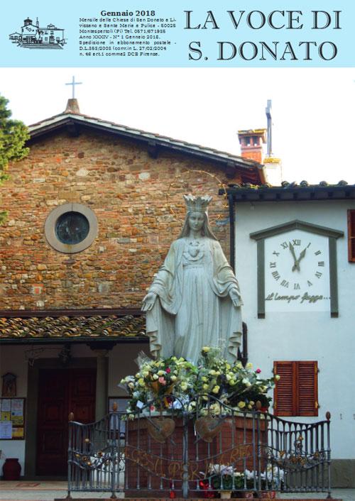 La Voce di San Donato Gennaio 2018