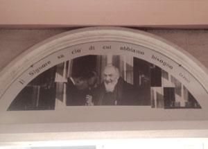 Padre Pio e don Mario
