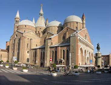 padova la basilica