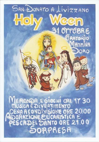 Locandina Holy Ween